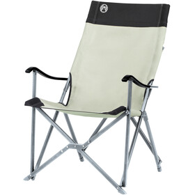 Coleman Sling Chair Campingstol beige/sort